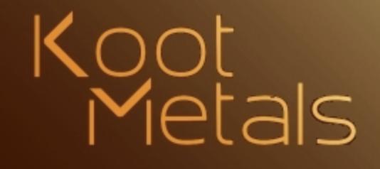 Kootmetals
